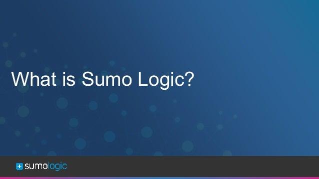 sumo logic quickstart training 10 14 2015