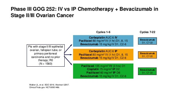 Ovarian Cancer Angiogenesis