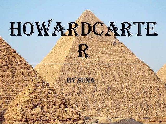HowardCarte     r