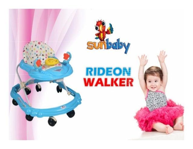 adb4c56b9 Sunbaby Butterfly Walker