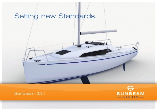 Setting new Standards. Sunbeam 22.1