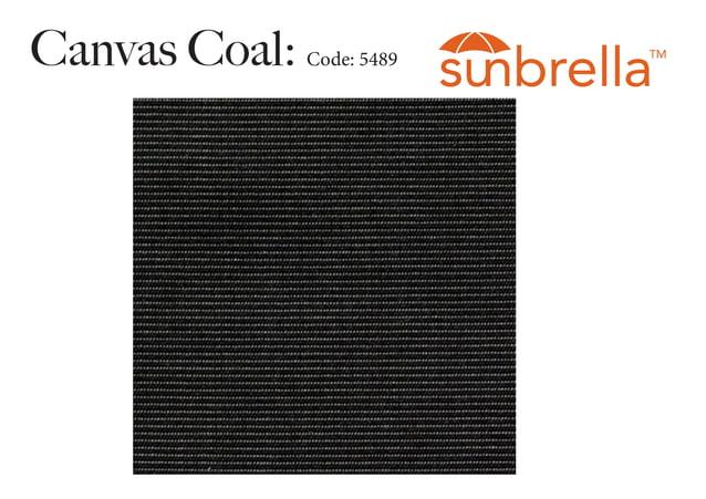 Canvas Coal: Code: 5489