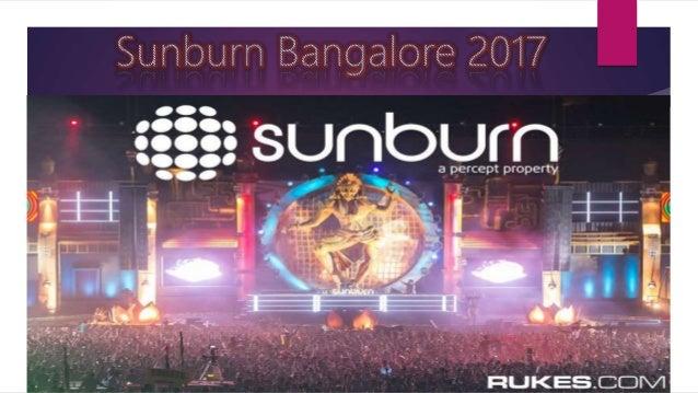 Sunburn Event management