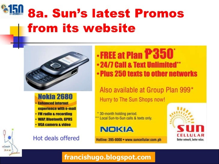 marketing plan on sun cellular prepaid Enroll in sun broadband plan 1299 and if you get approved, you get a 32-inch smart tv data and international services marketing head at sun cellular.