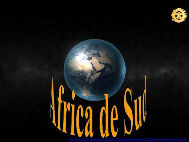 3http://www.authorstream.com/Presentation/sandamichaela-1792347-sun-city3-africa-de-sud/