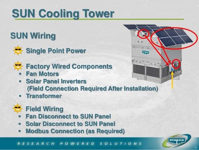 evapco net zero cooling tower sun cooling tower sun wiring