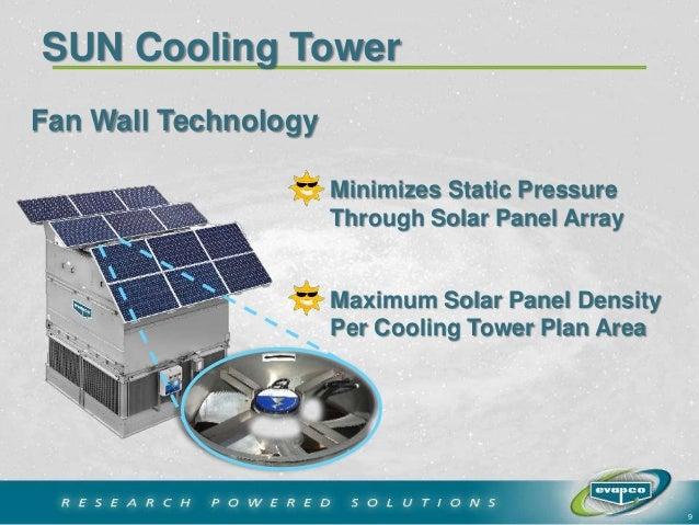 Evapco Net Zero Cooling Tower