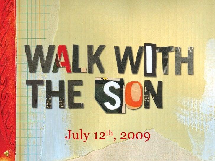 July 12th, 2009