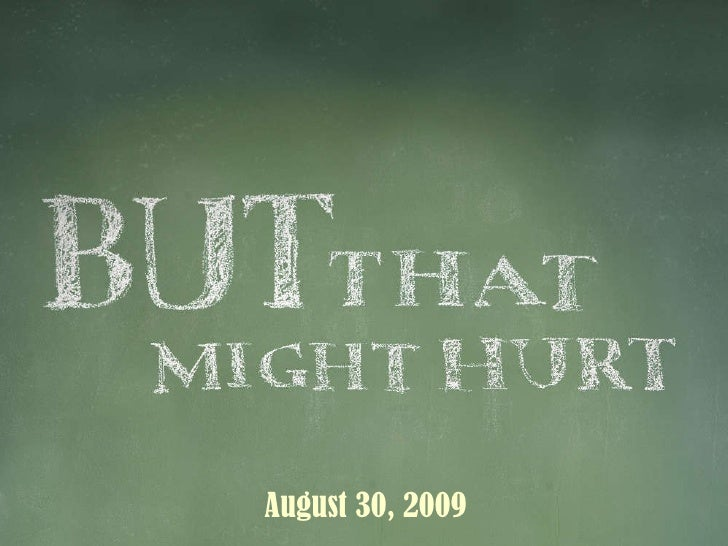 August 30, 2009