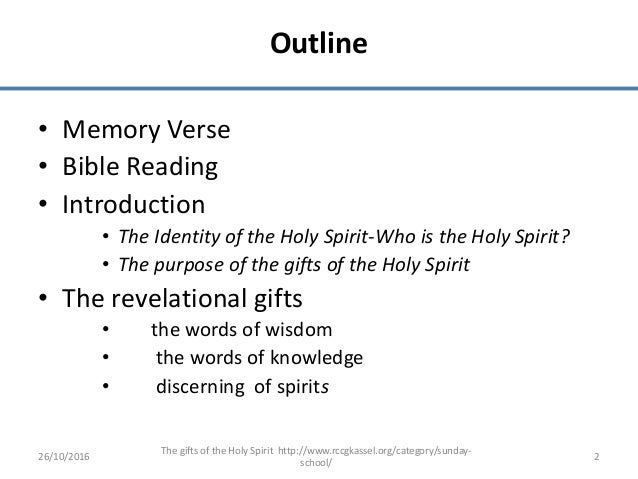 Gift of the working of miracles gifts of the holy spirit gifts of the holy spirit 2 outline memory verse bible negle Gallery