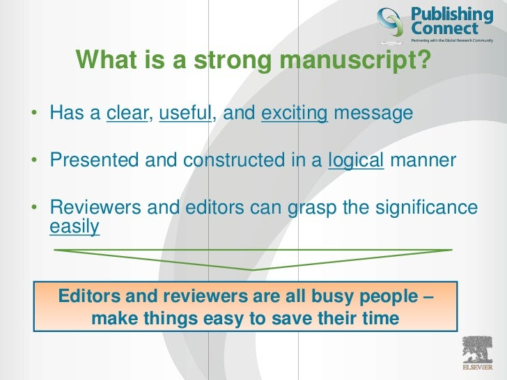 how to write a research paper for publication pdf