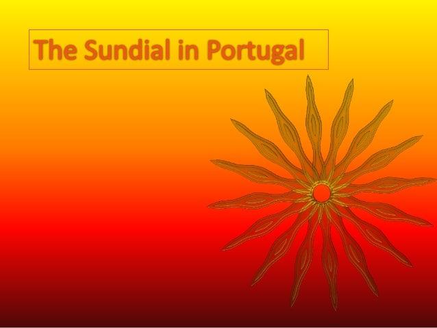 Sundial in Mira d'Aire Fig. 1  Grutas de Mira d'Aire