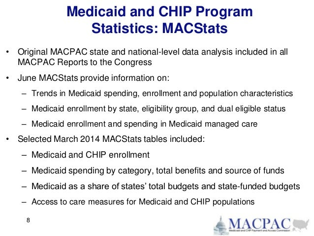 The Medicaid And Chip Payment And Access Commission Macpac