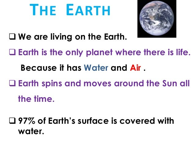 why is earth called a living planet Are planets living super-organisms the geophysicist thus paints a three-dimensional picture of the planet earth the idea of a living planet without any of.