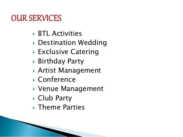 Sun Events Management | Company in Chandigarh & Delhi