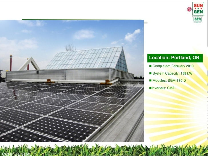 Solar Pv Panels Sungen