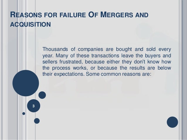mergers and acquisition essay Mergers and acquisitions enable successful companies to grow faster than their competition by combining the strengths of the companies that have merged on the other hand, they lead to total.
