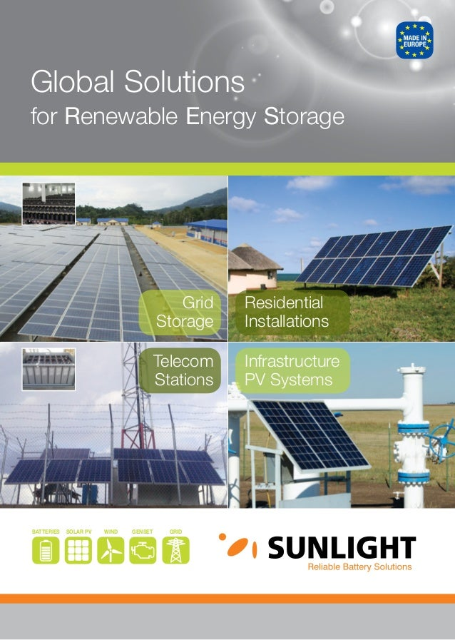 Systems Sunlight S A Global Solutions For Renewable