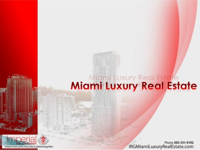 Welcome to Imperial Real Estate Group Florida