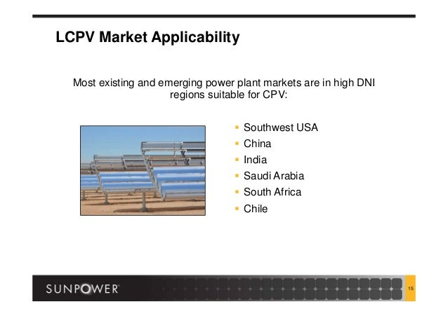Sun Power Presentation