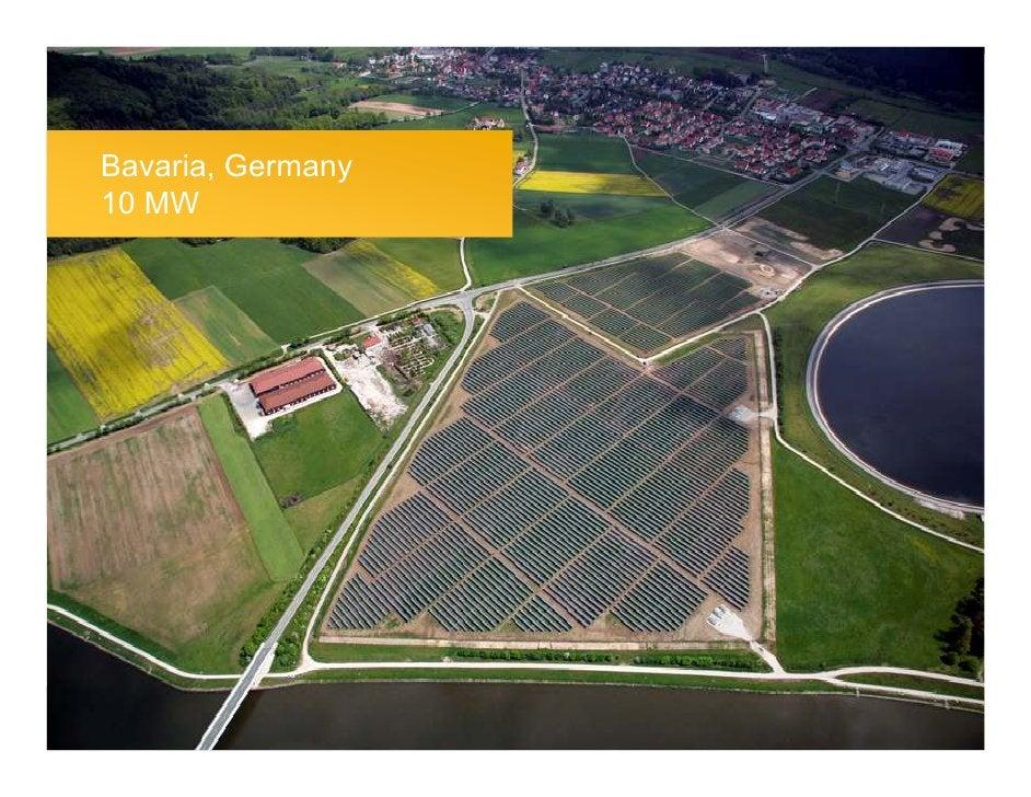 Bavaria, Germany 10 MW