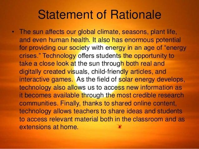 Solar energy presentation for Solar energy articles for kids