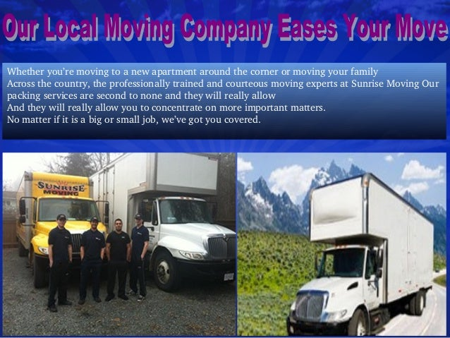 Among The Best Moving And Storage Companies Slide 3