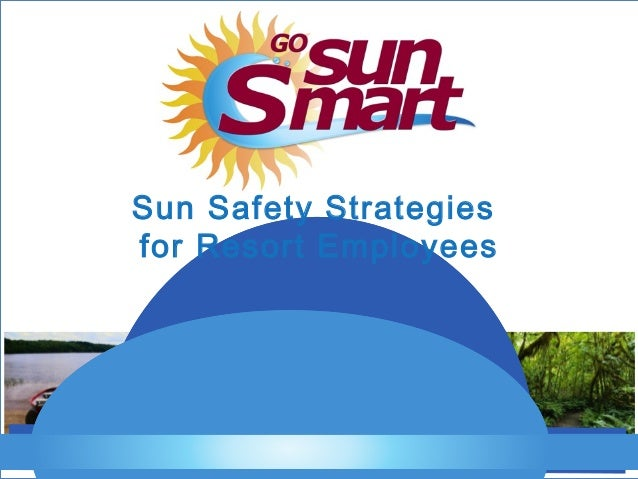 Sun Safety Strategies for Resort Employees
