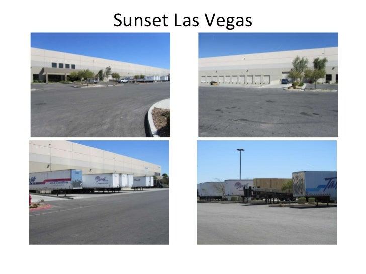 Sunset Las Vegas