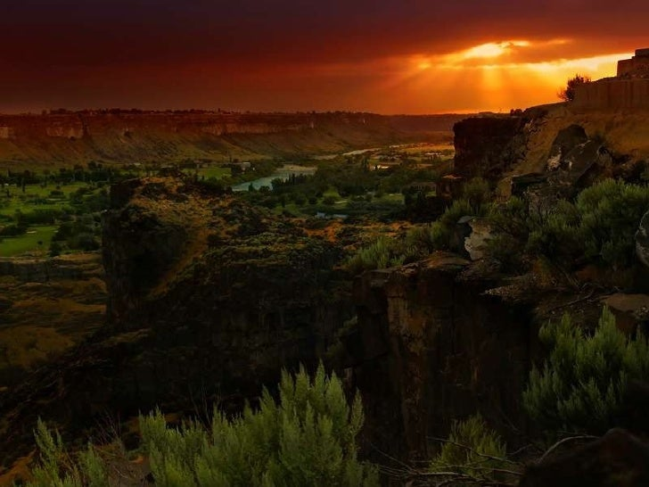 Sunset 2.  ildy Slide 12