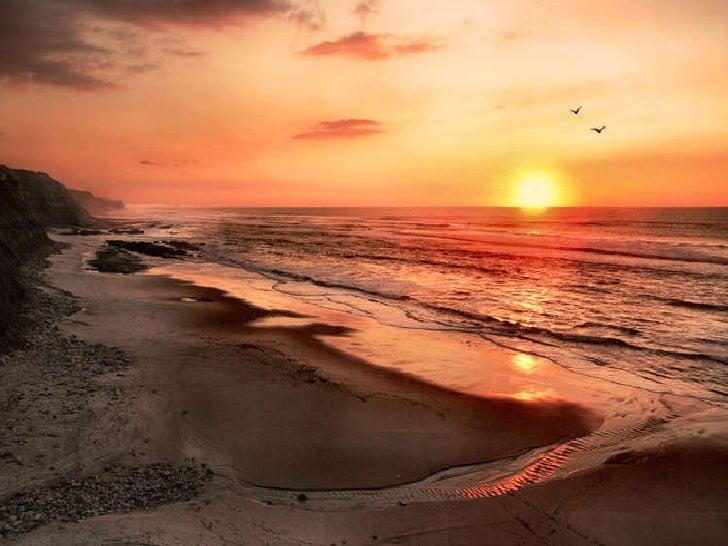 Sunset 2.  ildy Slide 5
