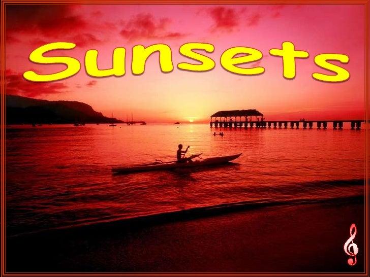 Sunsets<br />