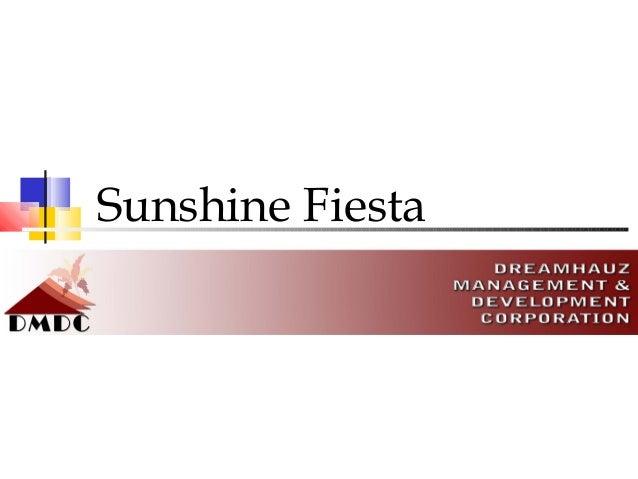 Sunshine Fiesta