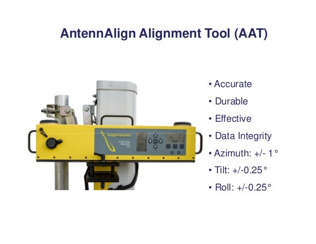 Sunsight Antenna Alignment