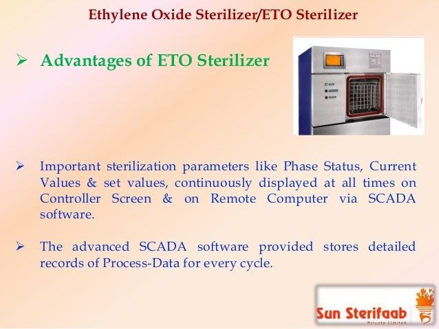Sterilizer - Ethylene Oxide (ETO) | Steam (Autoclave) | Dry Heat Ster…