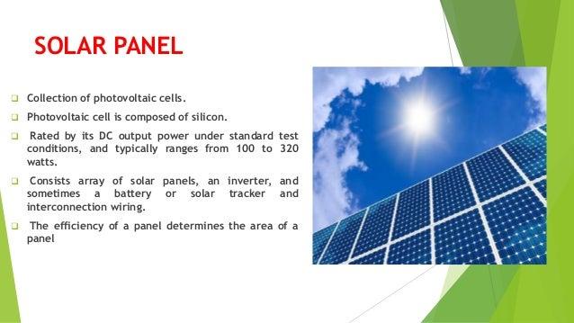 Sun Tracking Solar Panel