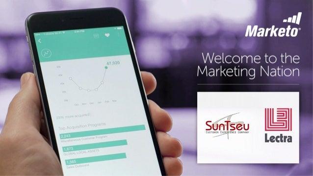 Marketo – rapide aperçu #1 plateforme indépendante Plateforme innovante Societe de digital marketing avec la croissance la...