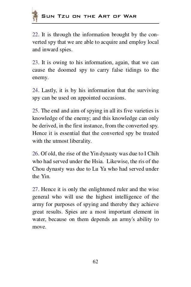 sun tzu art of war pdf