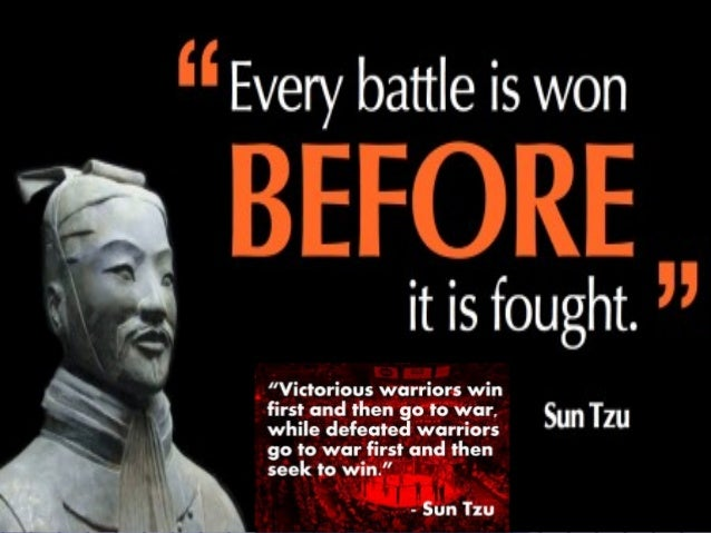 art of war by sun tzu essay Credit to nicholas morrow, johns hopkins university sais sun tzu's the art of war is perhaps the oldest and one of the most widely read classics of military strategy.