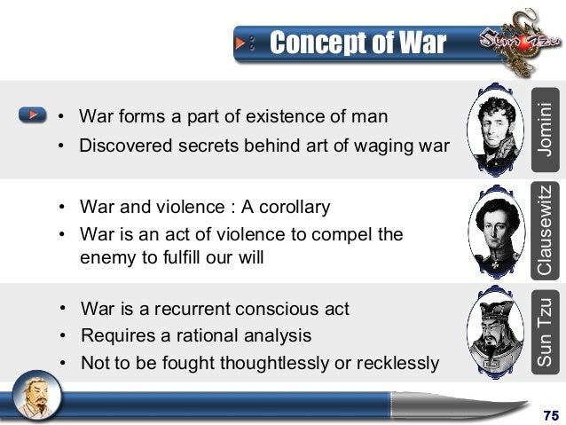 Sun-Tzu & Clausewitz: A Comparison