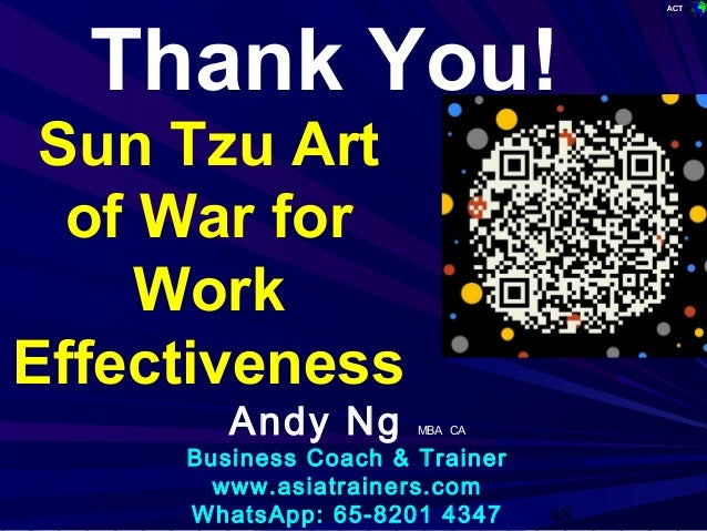 The Perfect Analysis of Sun Tzu's 'The Art of War'