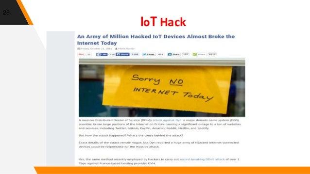 26 IoT Hack