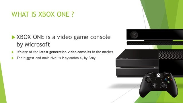 Pra 417 event management xbox one cup 2014 presentation toneelgroepblik