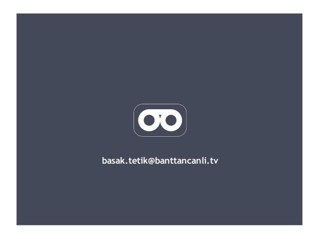 BANTTAN CANLI SUNUM 01.01.2015