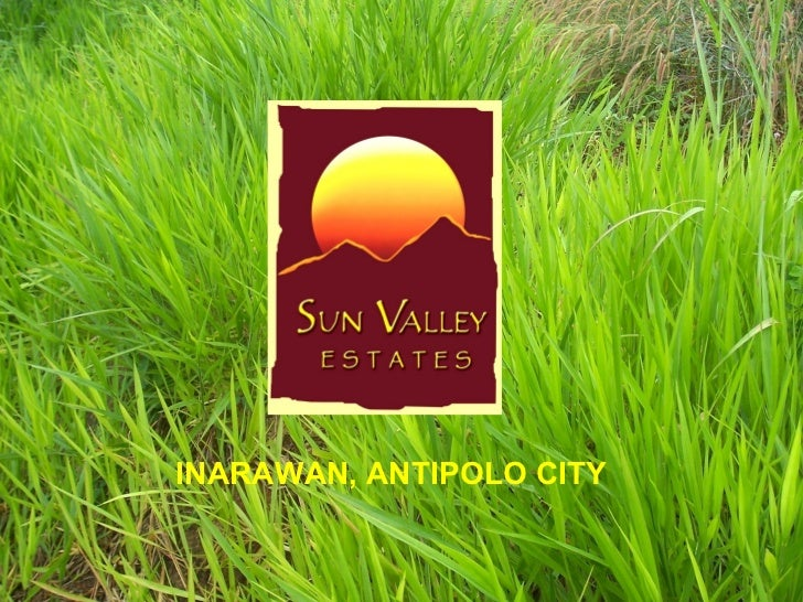 INARAWAN, ANTIPOLO CITY