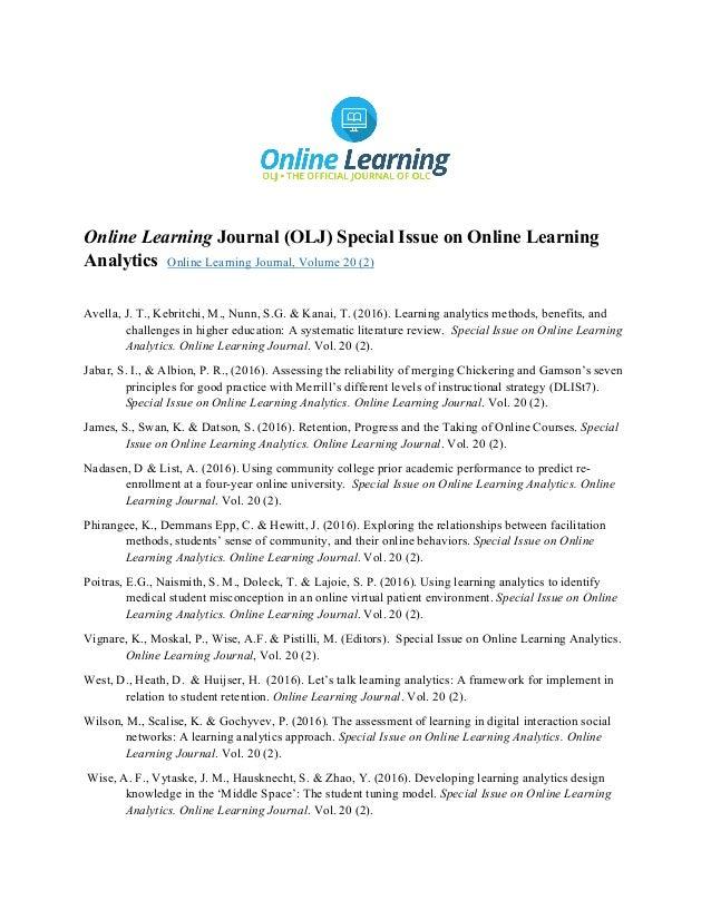 Olc Panel Presentation Learning Analytics
