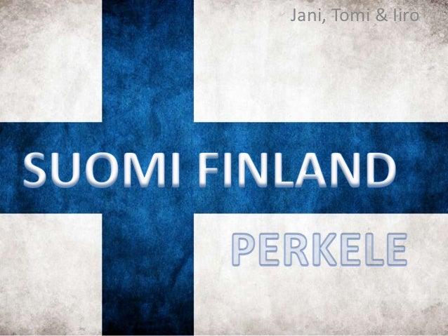 Learn finnish perkele forever