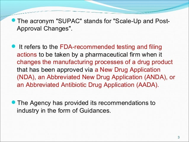 abbreviated new drug application slideshare