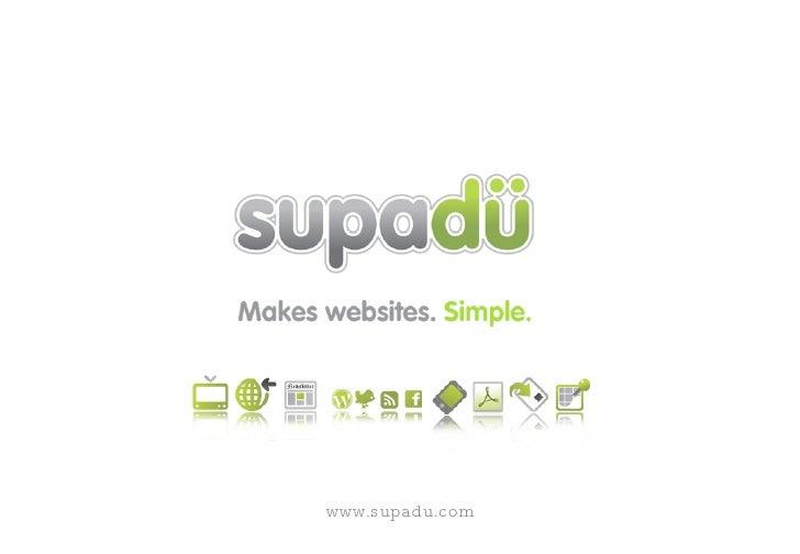 www.supadu.com
