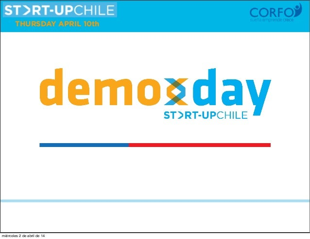 The Rockstars: Start-Up Chile Demo Day